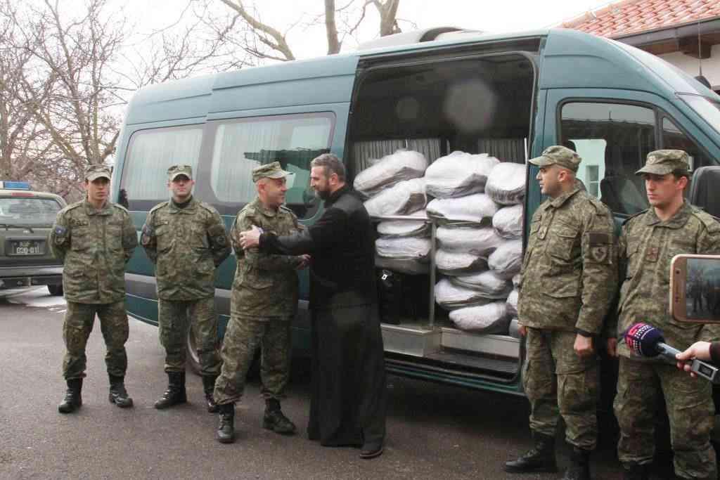 FSK-ja donacion humanitar për qytetarët e komunitetit jo shumicë në Graqanicë