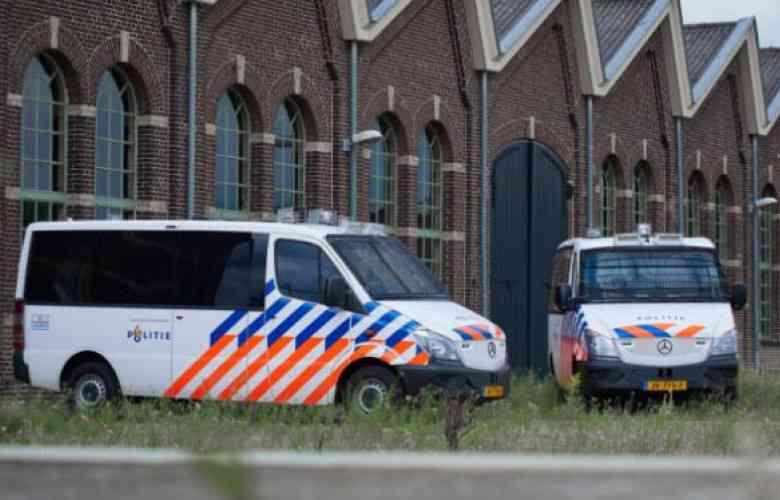 Policia holandeze arrestoi një person në Parlament