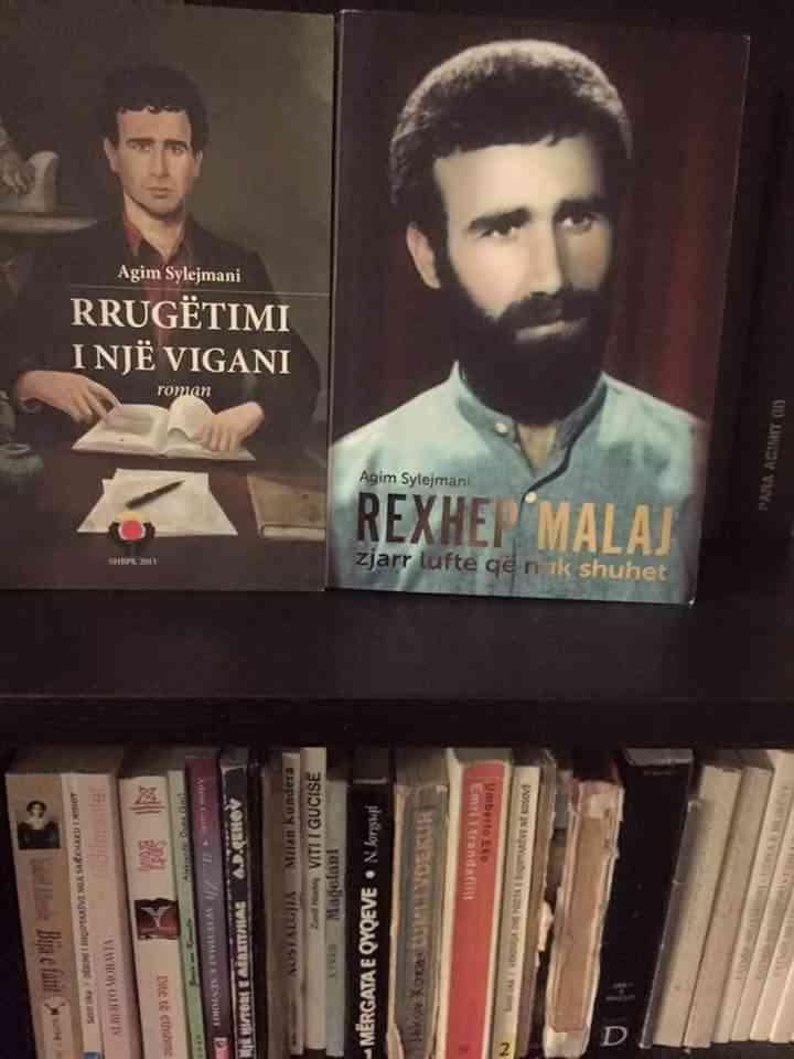"""""""Rexhep Malaj, zjarr lufte që nuk shuhet"""""""