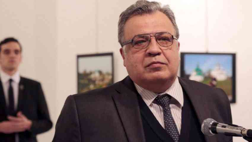 Arrestohen 2 persona, një muaj pas vrasjes së Ambasadorit të Rusisë në Turqi