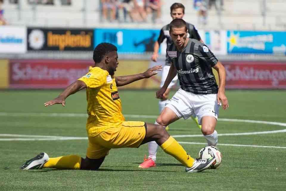Gjelbrim Taipi përfundon kontratën me ekipin zviceran