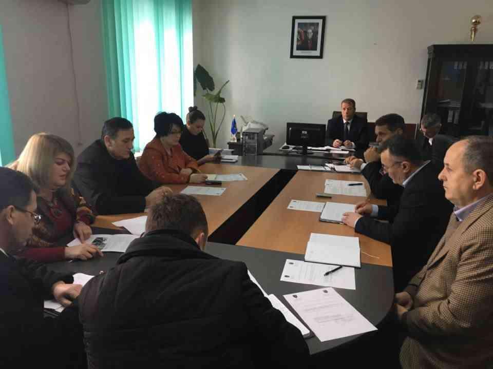 Viti: U mbajt takimi i Këshillit të Drejtorëve
