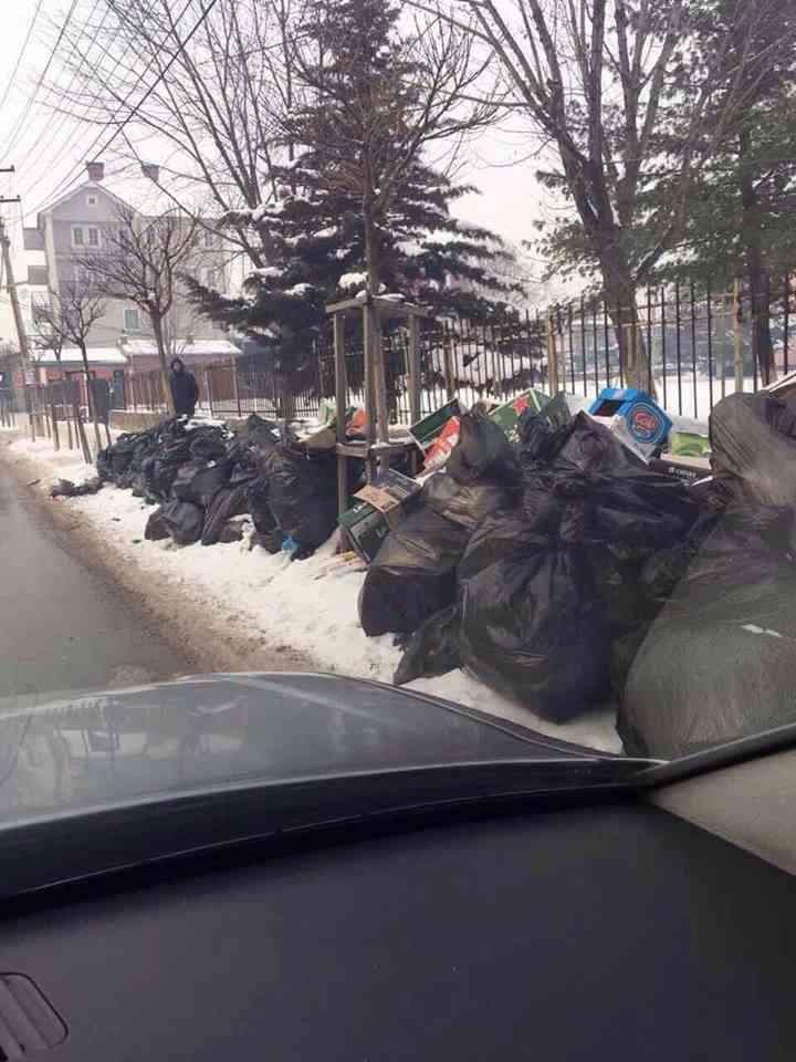 PDK: Mbeturinat alarmojnë OEK-un dhe Prokurorinë, por kurrsesi Lutën