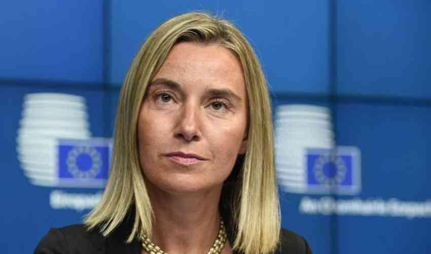 Mogherini: Britania nuk mund të negociojë marrëveshje tregtare pa u largu nga BE-ja