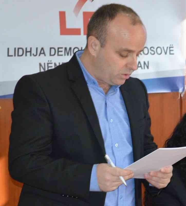 LDK e Dobërçanit kërkon organizim territorial civil