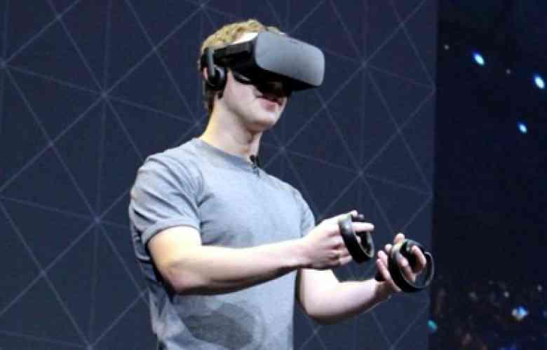 Zuckerberg paditet në lidhje me realiteti virtual (VR)