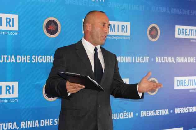 Sot protestohet kundër ndalimit të Haradinajt