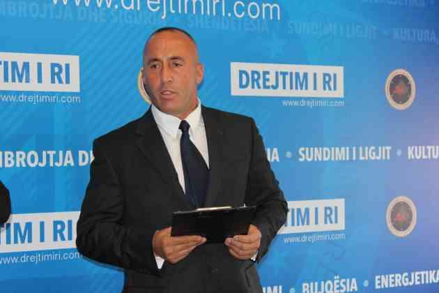 OVL UÇK: Haradinaj të lirohet sa më parë