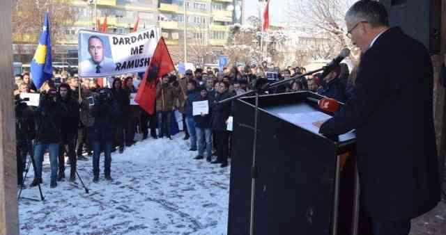 """""""Përkrahje e fuqishme e liderit Haradinaj në Gjilan"""""""