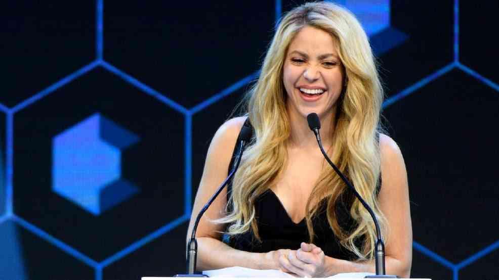 Shakira ambasadore e vullnetit të mirë
