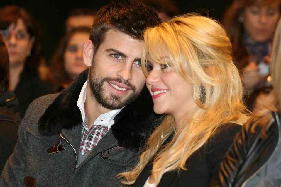 Shakira do që Pique të largohet nga Barcelona