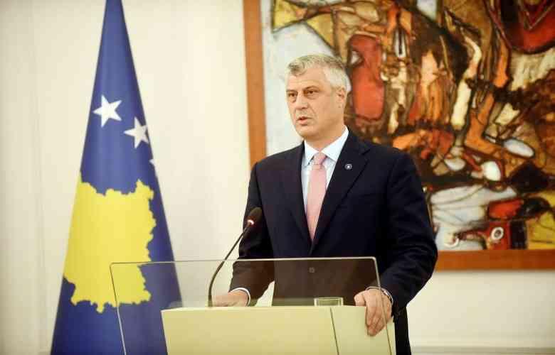 Thaçi: I dënueshëm dhe i papranueshëm, në çdo rrafsh, është ndalimi i z. Haradinaj
