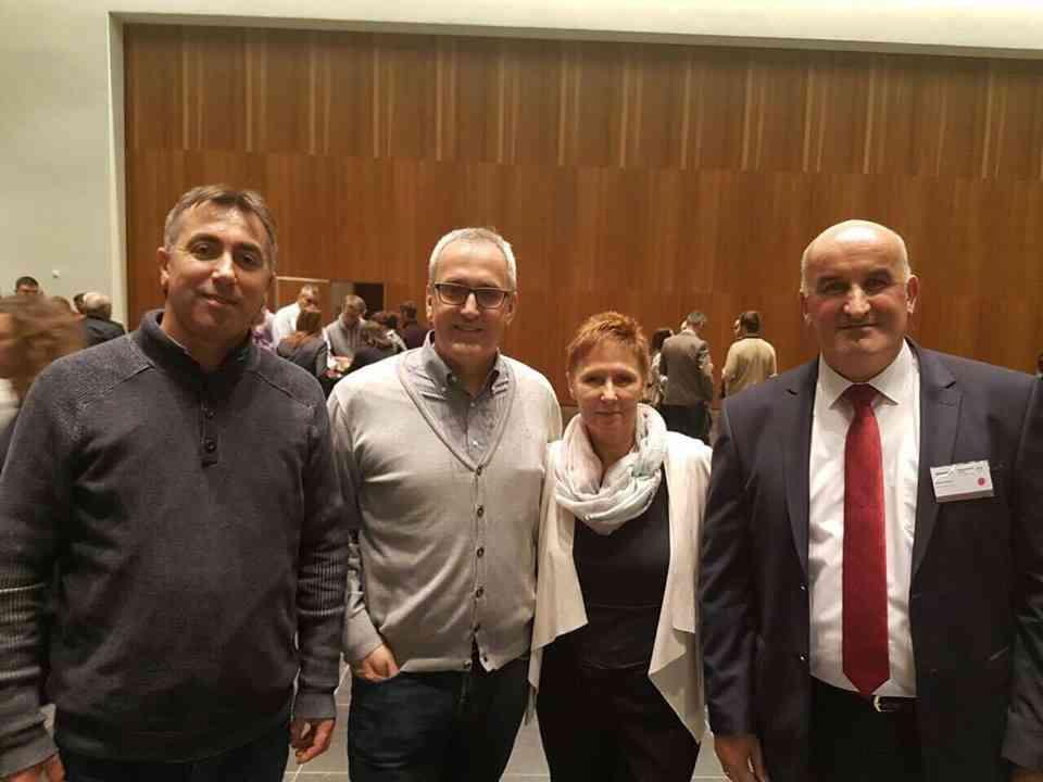 Zyrtarizohet partneriteti midis Vitisë dhe Kirchhain-it nga Gjermania