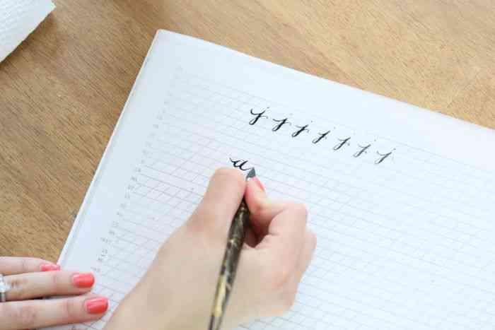 Shkrimi i dorës tregon detaje për personalitetin tuaj!?
