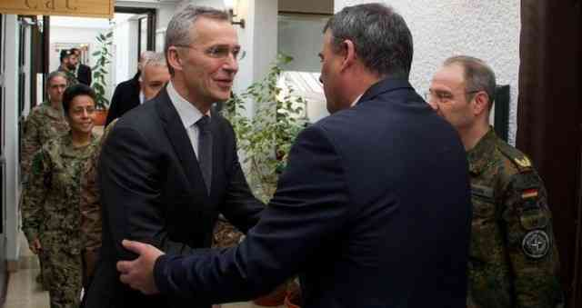NATO, mbështetje të parezervë për FSK-në