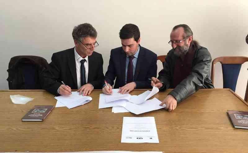 Nënshkruhet marrëveshje bashkëpunimi trepalëshe