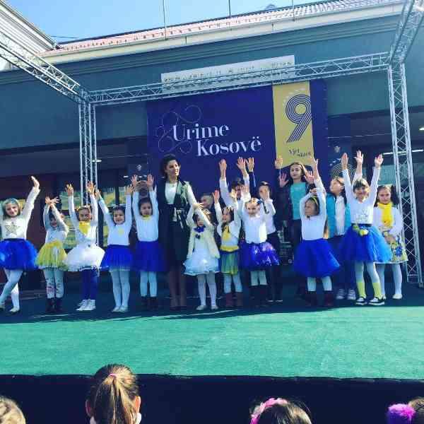 Për pavarësi edhe fëmijët me koncert festiv
