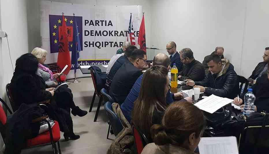 PDSH nuk merr pjesë në zgjedhjet presidenciale të Serbisë