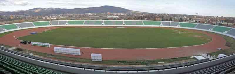 """UEFA jep lejen për zhvillimin e ndeshjeve në stadiumin """"Adem Jashari"""""""