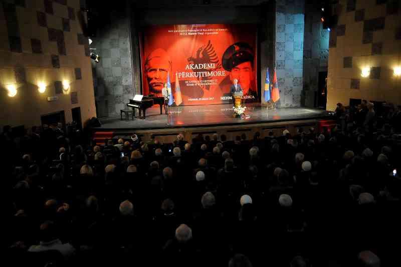 Shaban Polluzha dhe Mehmet Gradica nuk kursyen asgjë për mbrojtjen e popullit
