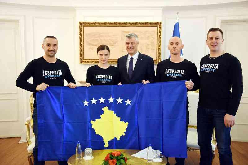 Flamuri i Kosovës do të valojë në Everest