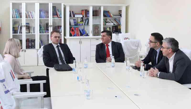 Norvegjia konfirmon angazhimin dhe mbështetjen për Gjilanin