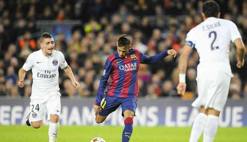 Rikthehet Liga e Kampionëve: PSG – Barcelona & Benfica – Borussia Dortmund