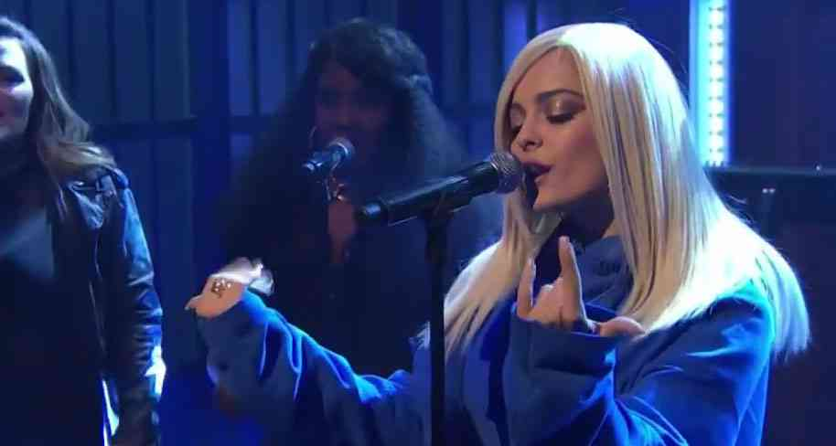 Bebe Rexha performon në emisionin e famshëm amerikan
