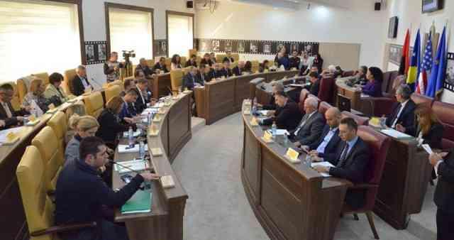 Sot mbahet seanca e Kuvendit Komunal të Gjilanit-Ja rendi i punës