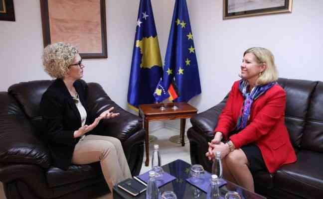 Kosova ka përkrahjen e plotë të Gjermanisë në procesin e integrimit Evropian