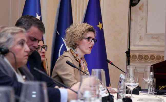 Ministrja Ahmetaj nënvizon rëndësinë e bashkëpunimit rajonal në kuadër të procesit integrues