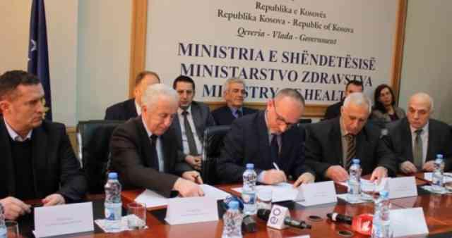 MSh nënshkroi marrëveshje me disa komuna për përkrahje financiare Kujdesit Parësor