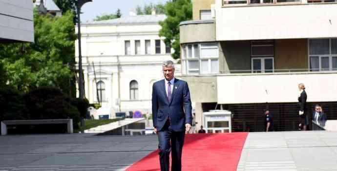 Thaçi: Me vendimin e tij, presidenti Ivanov varrosi demokracinë