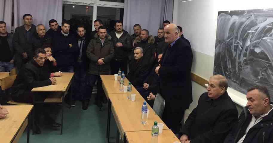 Haliti: Qeveria komunale është e interesuar të investojë në çdo lokalitet