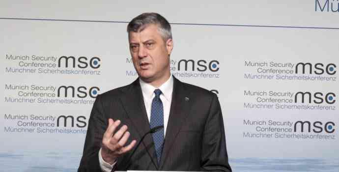 Presidenti Thaçi pjesëmarrës në Konferencën e Sigurisë në Mynih