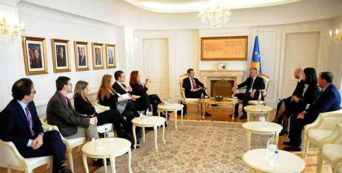 Anëtarësimi në BE dhe NATO, garancë e paqes dhe stabilitet në rajon