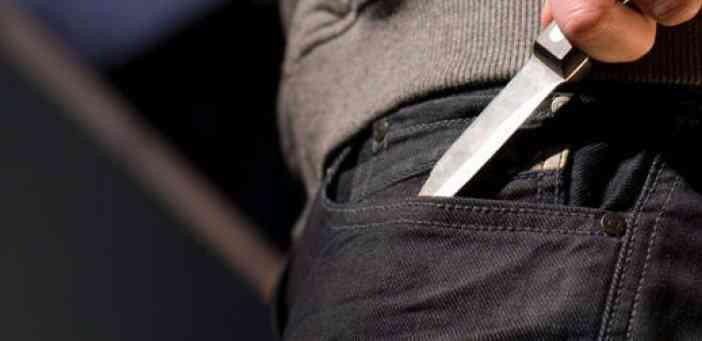 E godet me thikë, i shkakton lëndime të rënda trupore