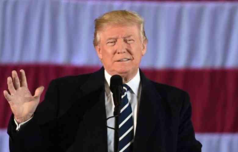 Presidenti Trump uron Kosovën për 9-vjetorin e pavarësisë
