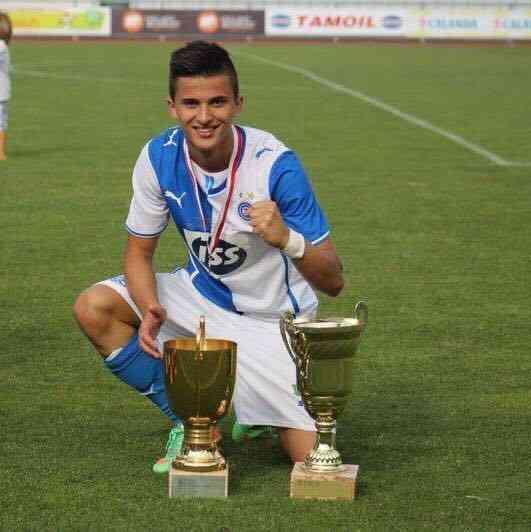 Valon Fazliu, futbollist nga Lugina e Preshevës debuton në ligën e parë zvicerane