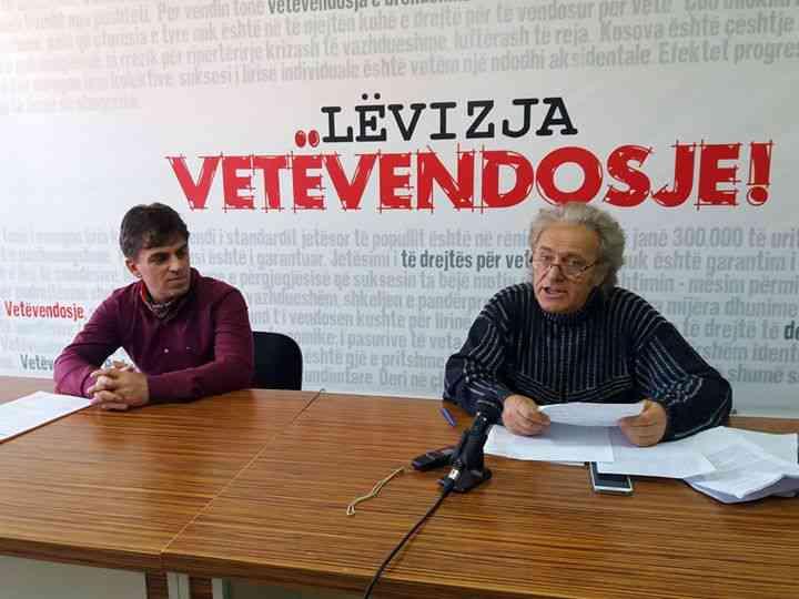 """Lëvizja Vetëvendosje: """"Flaka e Janarit"""" ka filluar të zbehet!"""