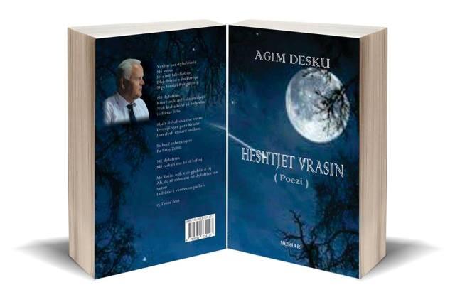 Shënjtëria e vargut poetik-Agim Desku