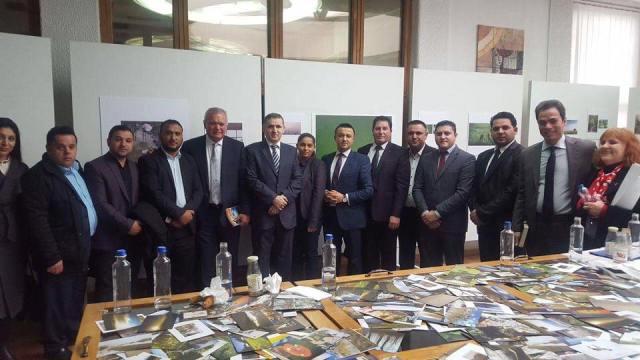 Takime me delegacionin nga shteti i Egjiptit