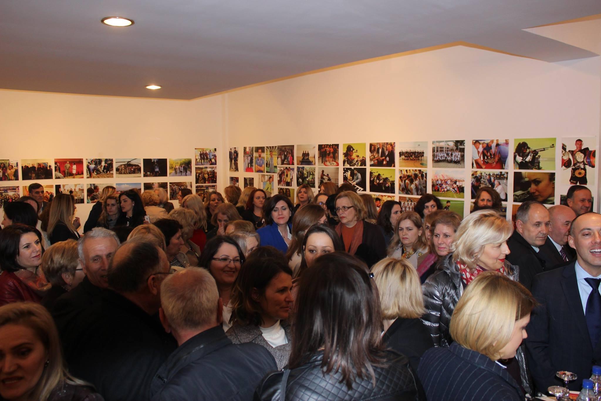 """Në Viti u shënua 8 Marsi me një tubim me gra me temë """"Dashuri e barabartë-të drejta të barabarta"""""""