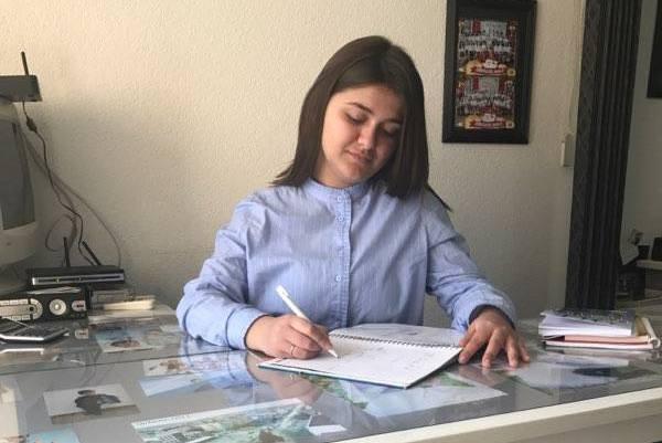 """""""Të rinjtë mund ta projektojnë të ardhmen"""", thotë Erza Klaiqi"""