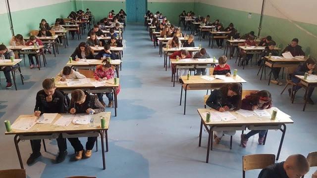 """Mbahet me sukses gara ndërkombëtare e matematikës """"Kenguri pa kufi"""""""