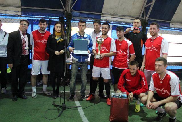 """""""Mendi Market"""" nga Vitia fitues i turnirit në futboll të vogël """"Flakadani i Karadakut 2017"""""""