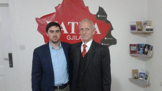 """U themelua Dega e Lëvizjes Qytetare """"Vatra"""" në Kamenicë"""