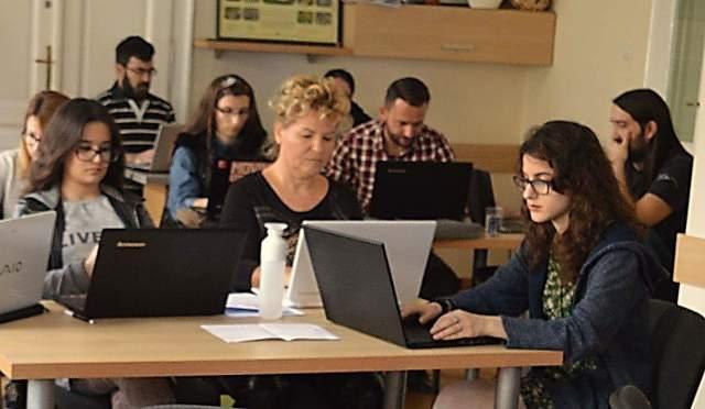 Të rinjtë e Gjilanit për të treten herë me radhë pjesë e trajnimeve nga Komisioni Evropian
