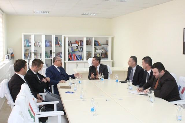 Haziri kërkoi nga zëvendëskryeministri Kelmendi mbështetje në zhvillimin ekonomik