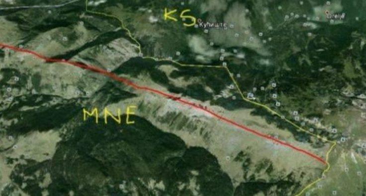 Të rishikohet marrëveshja për kufirin me Malin e Zi